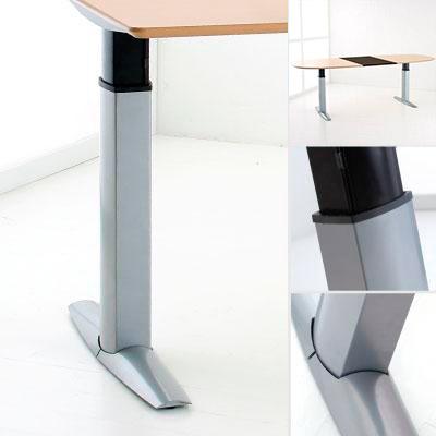 ConSet mødebord med hæve-sænkestel