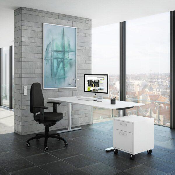 Fumac InLINE rektangulær skrivebord decor Fumac skriveborde
